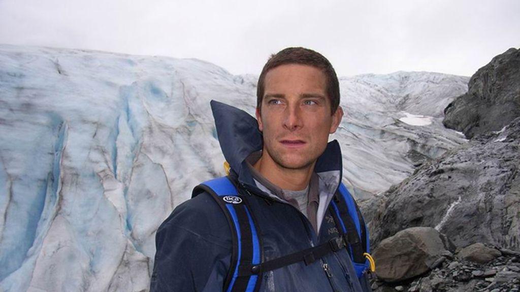 Bear Grylls en el Ártico