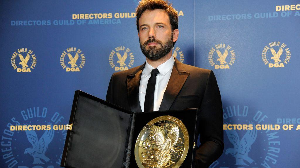 El Sindicato de Directores concede a 'Argo' el premio a la mejor película