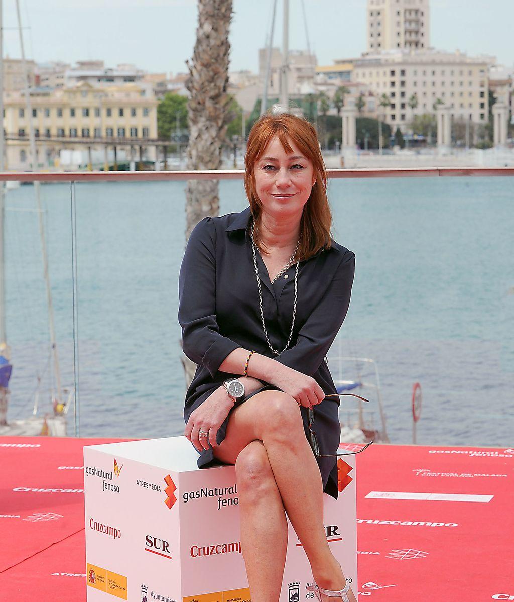 Gracia Querejeta en el Festival de cine de Málaga