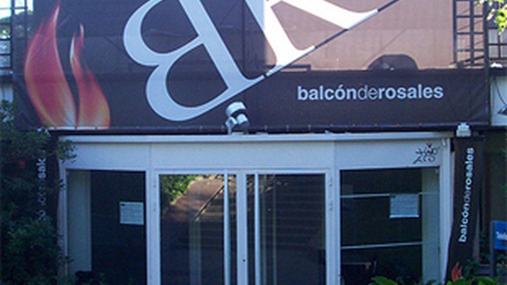 Imagen de archivo de 'El Balcón de Rosales'.