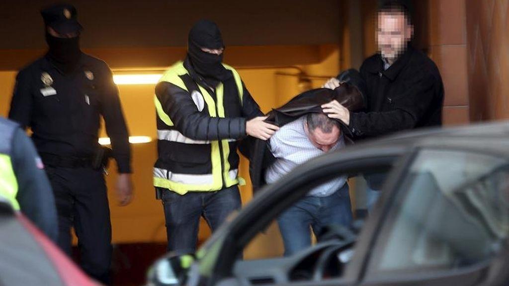 Operación contra el narcotráfico en Galicia