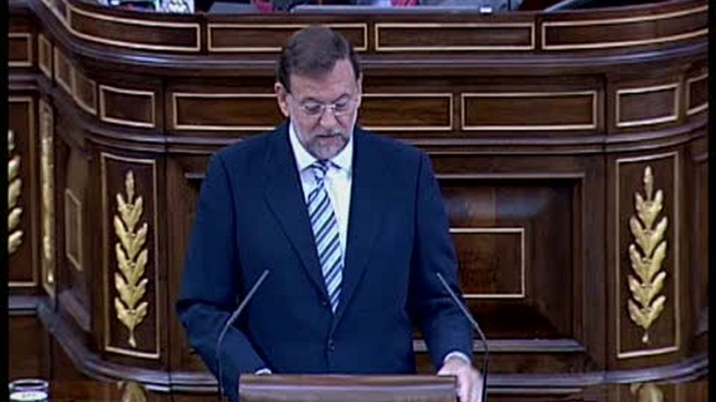 Rajoy rechaza la subida de impuestos y ofrece un pacto
