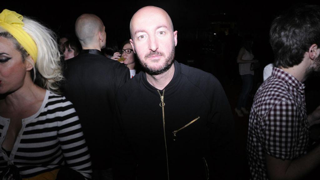 """Diego Postigo, director del corto """"Ruido"""""""