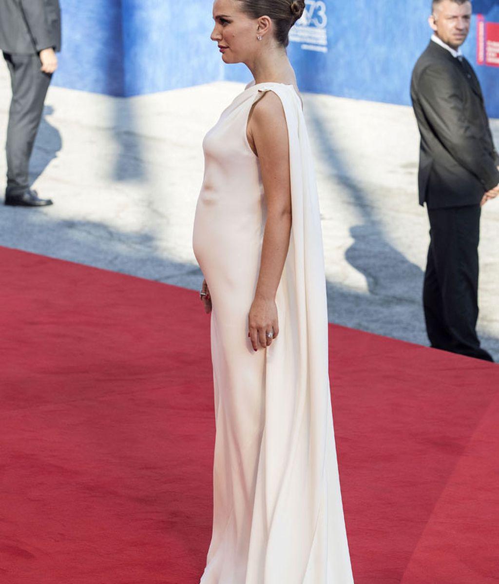 Natalie Portman espera su segundo hijo con Benjamin Millepied
