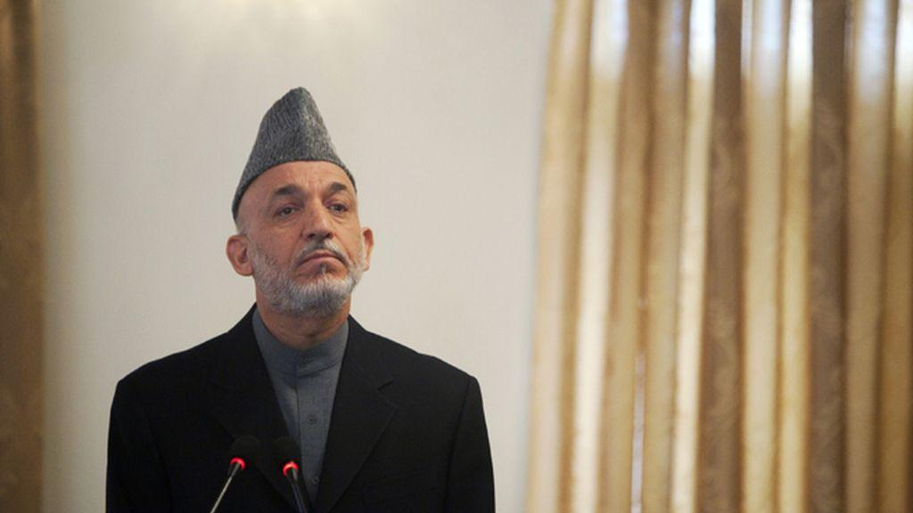 Karzai anuncia que habrá segunda vuelta