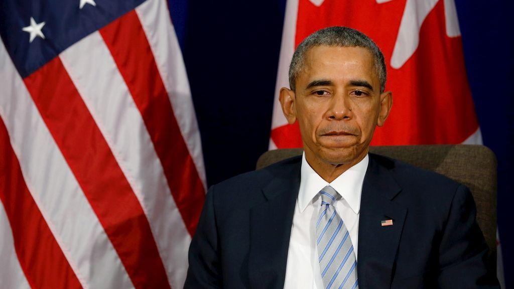 Barack Obama, presidente de EEUU en Manila