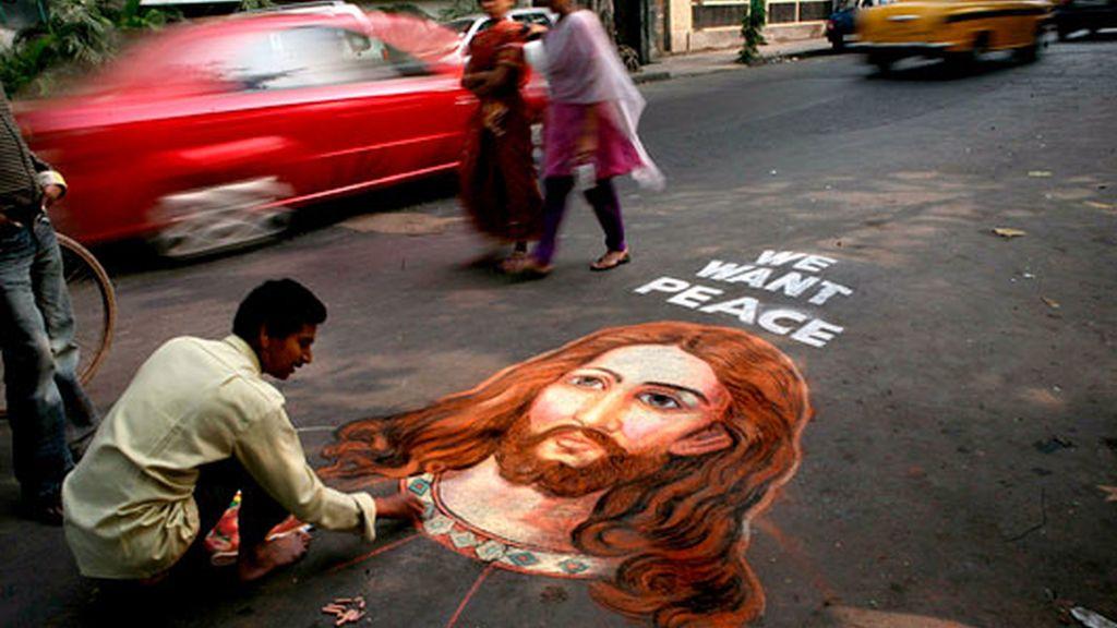 Fiestas reivindicativas en India