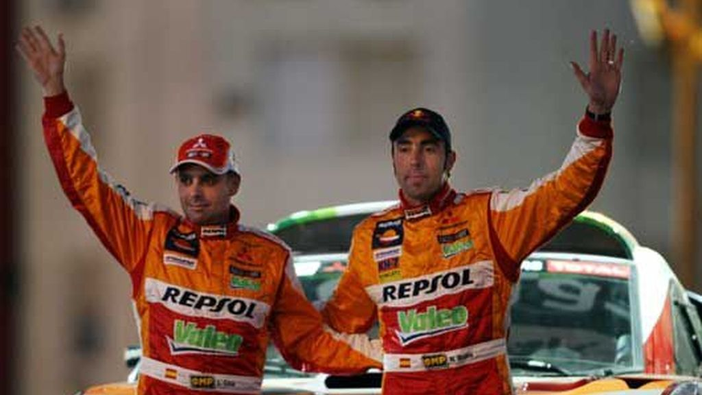 Rally Dakar Argentina-Chile 2009