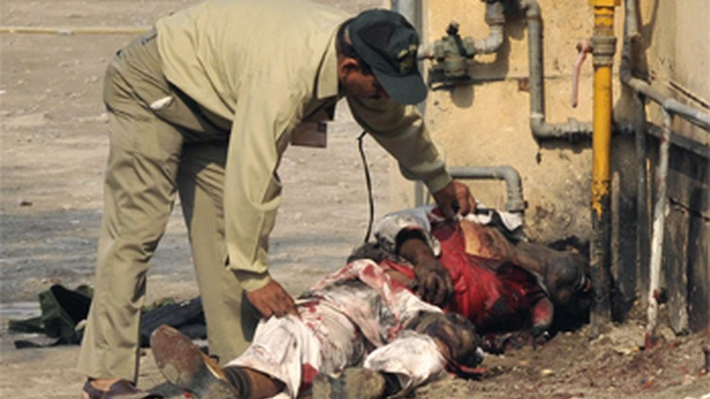 Atentado contra la Agencia Federal de Investigación en Pakistán