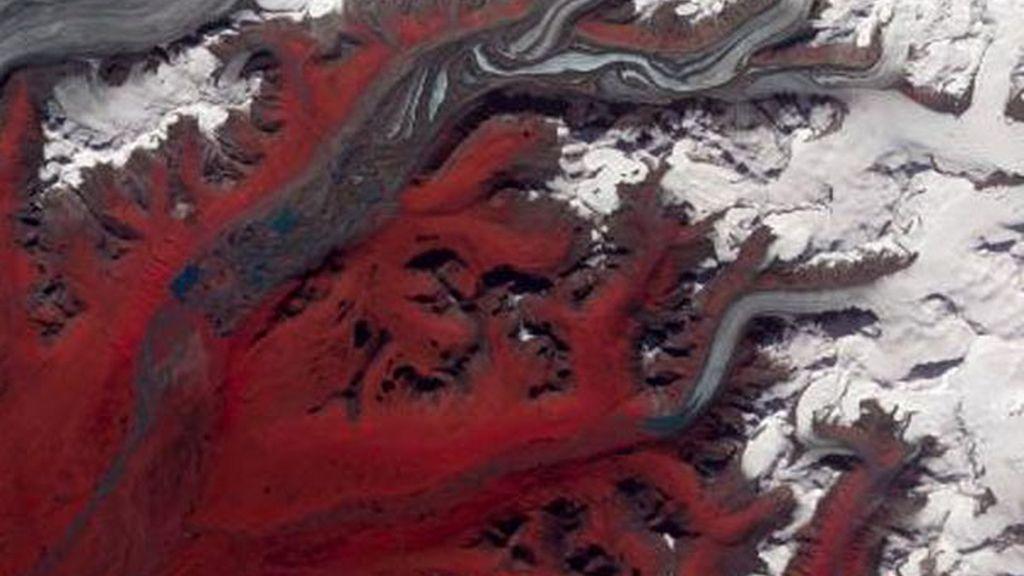 Glaciares en Alaska