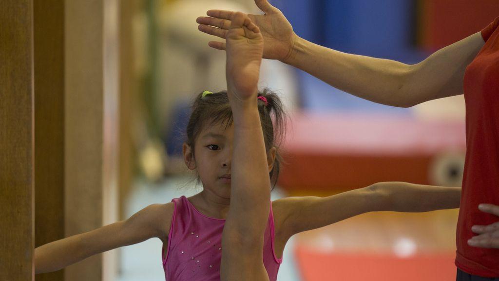 China moldea a sus futuras estrellas del deporte