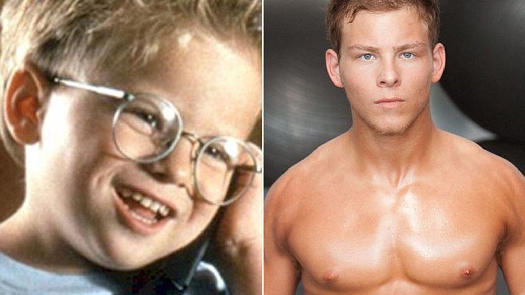 Jonathan Lipnicki, o el niño de 'Jerry Maguire' o 'Stuart Little'