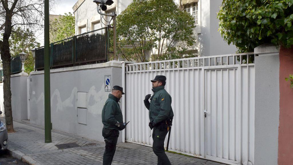 Registros en casa de Mario Conde, detenido por blanqueo de capitales
