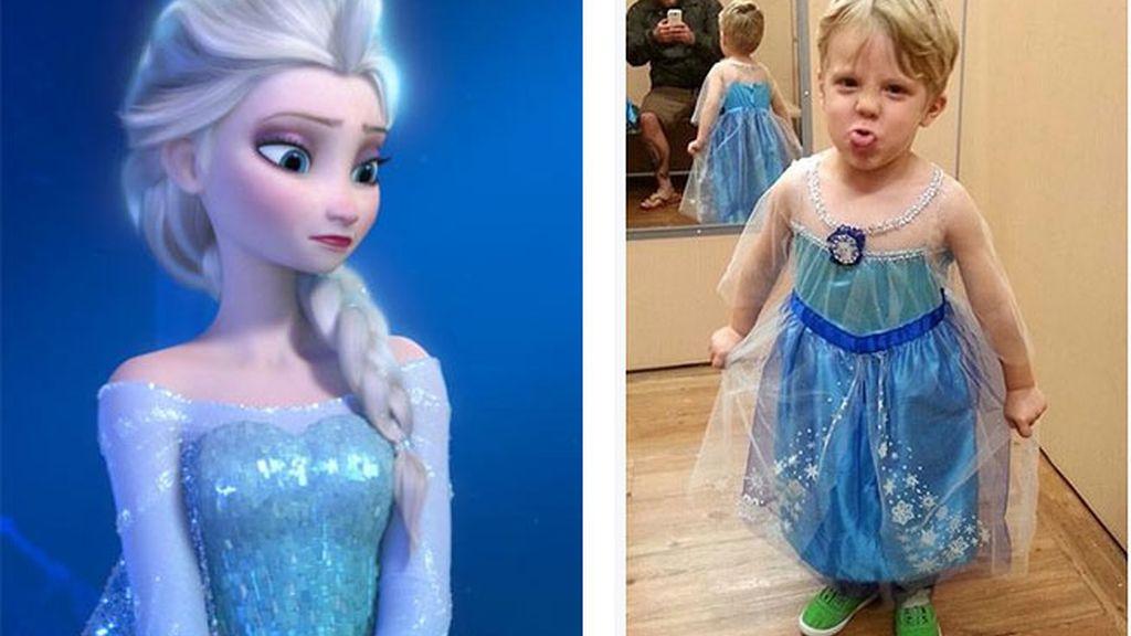princesa Elsa, Caiden