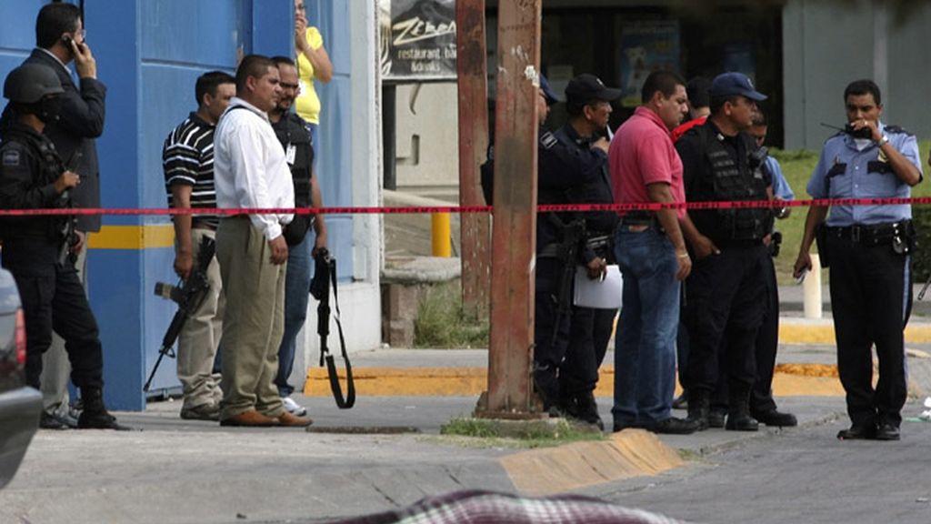 La violencia, algo habitual en Ciudad Juárez