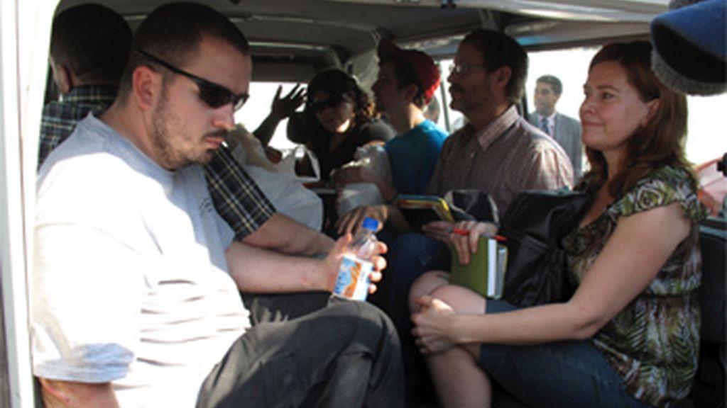 Liberados ocho de los misioneros estadounidenses acusados de traficar con menores en Haití
