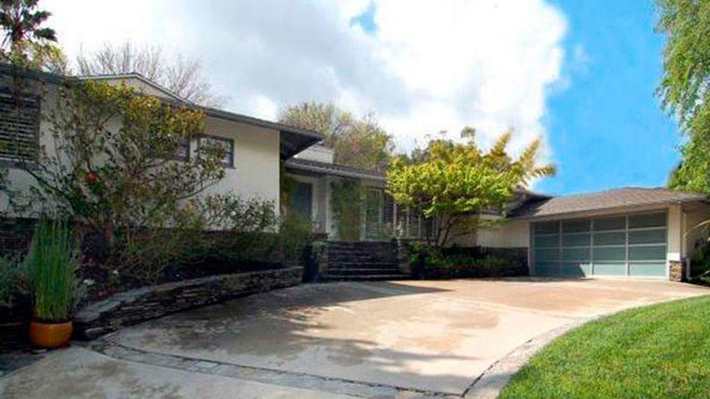 La casa versión costa oeste de Leighton Meester