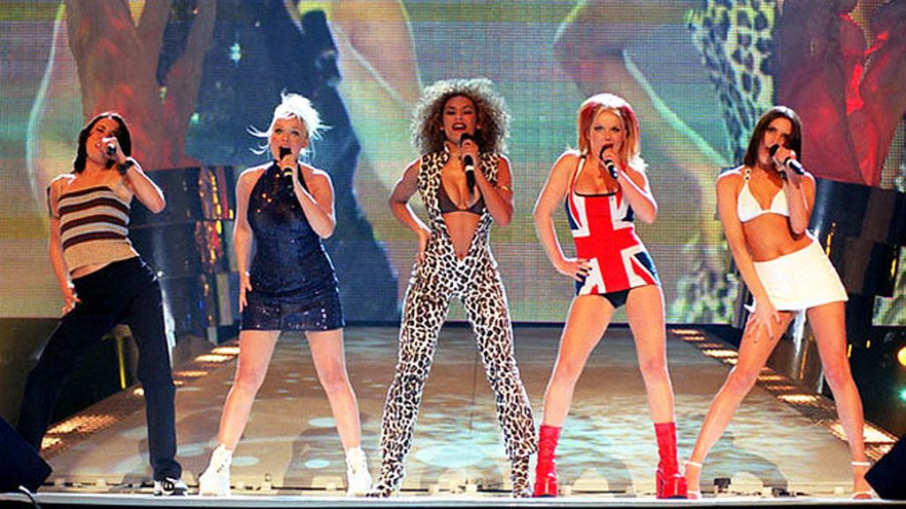 Spice Girls, el antes