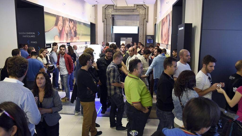 A la venta, el iPhone 6 en España
