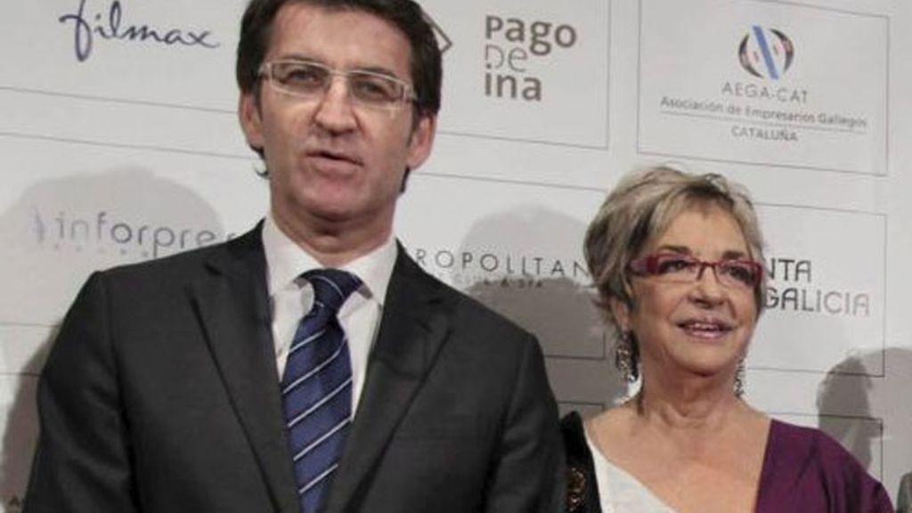 Rosalía Mera fundó Paideia, una organización social