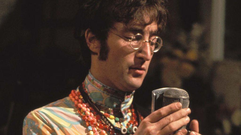 Las gafas de Lennon
