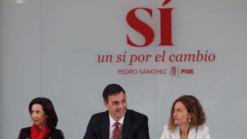El PSOE reúne a su equipo negociador