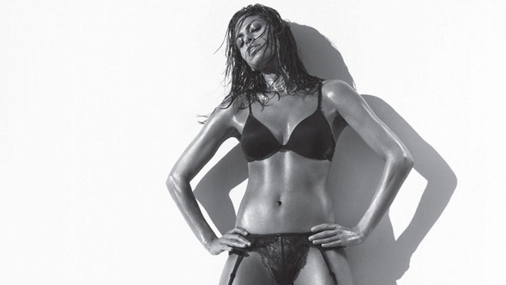 Eva Mendes, el lado más sexy de Calvin Klein