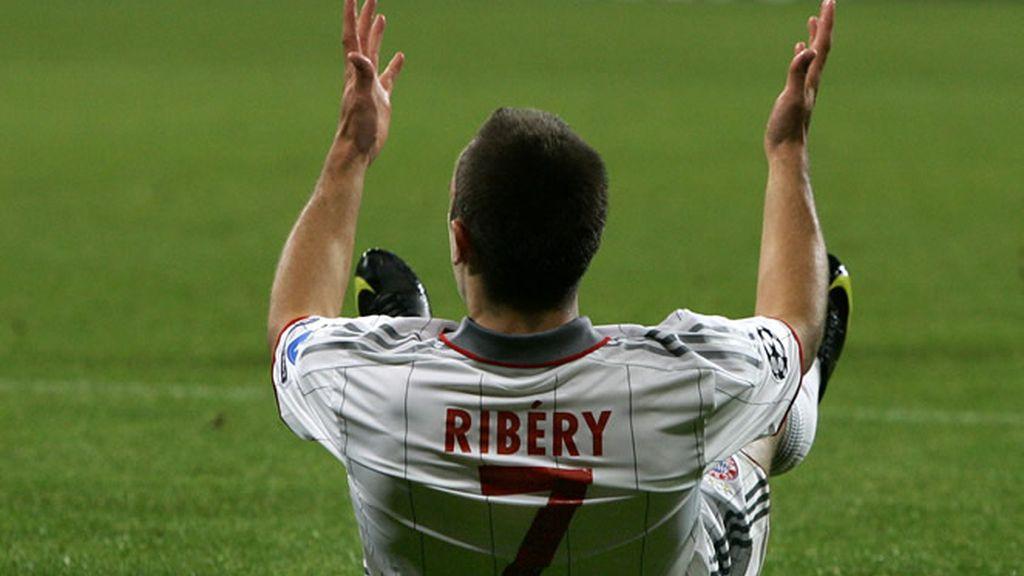 Ribery, ¿fichará por el Madrid?