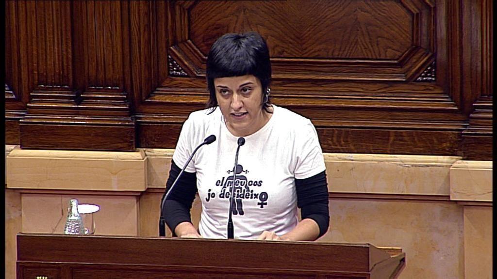 """La CUP  propugna la """"ruptura democrática"""" y el primer paso hacia la república catalana"""