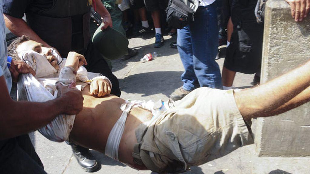 Enfrentamientos en una cárcel del Venezuela