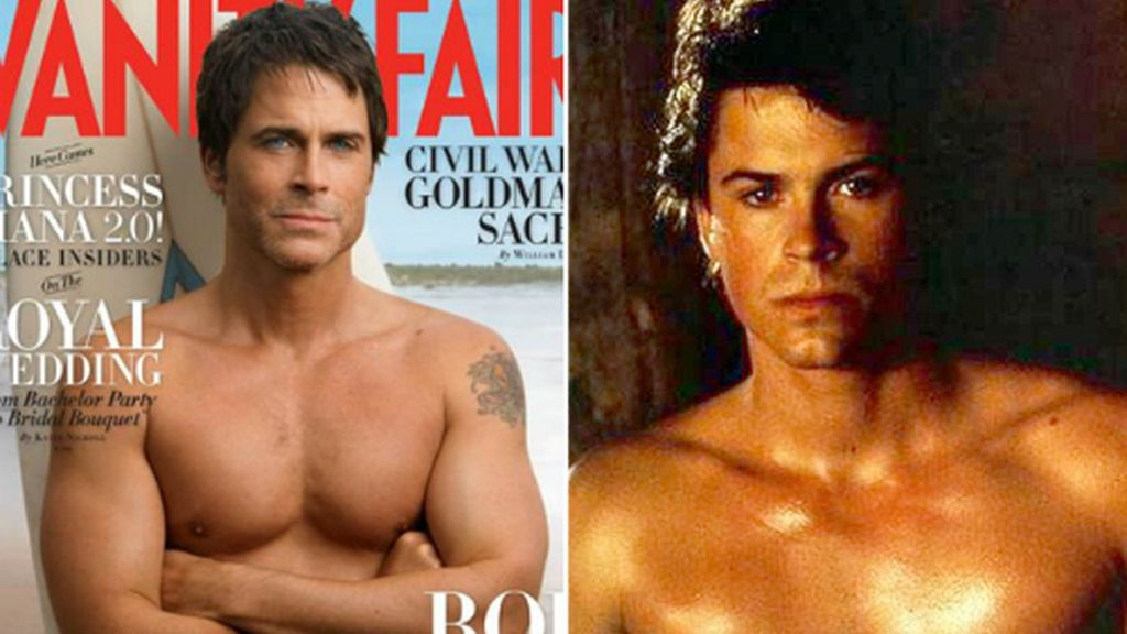 Un sentido homenaje a Rob Lowe de Cinco Hermanos