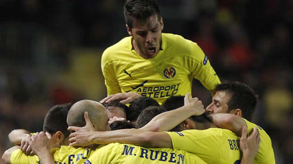 El Villarreal en Cuartos