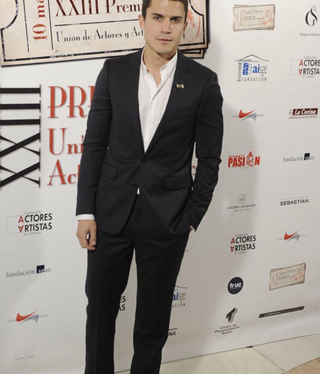 Álex González era uno de los nominados