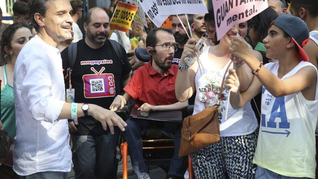 La marcha del Orgullo Gay de Madrid