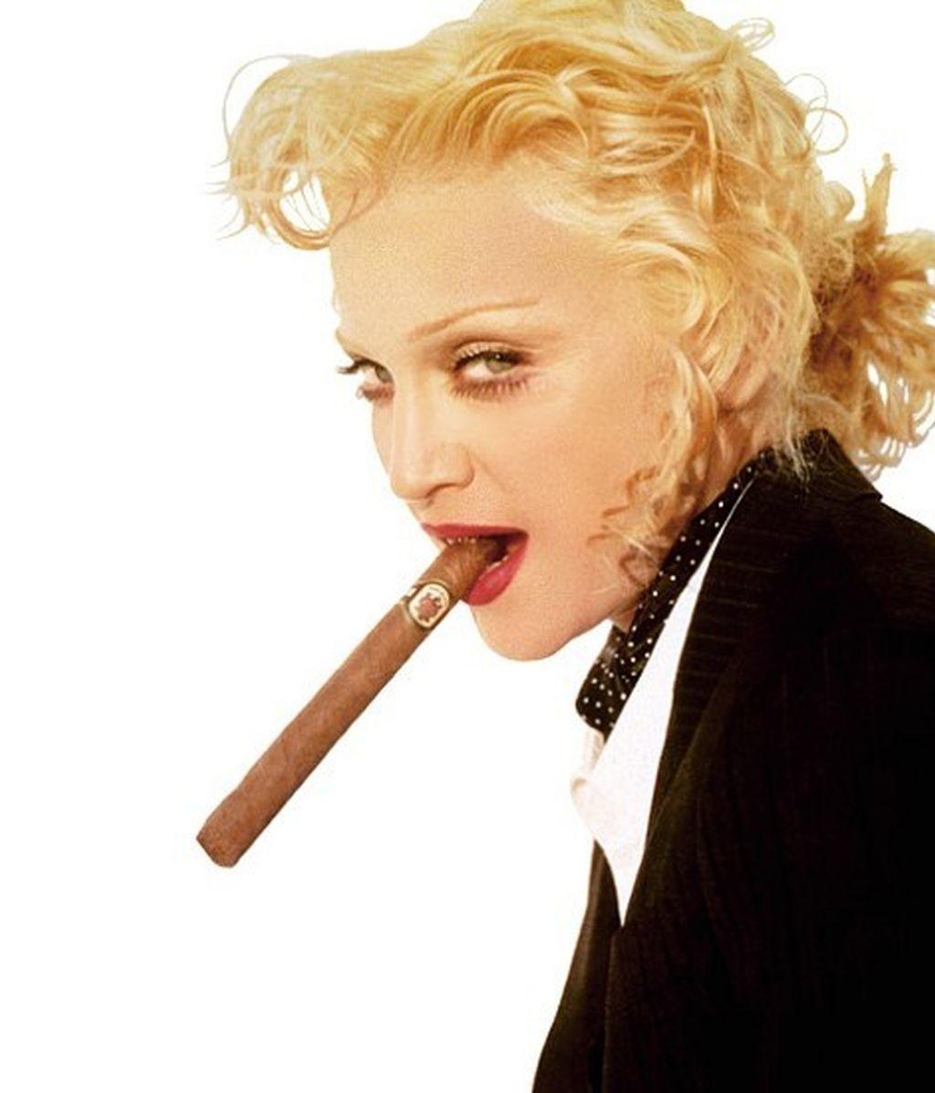 Madonna en 1992