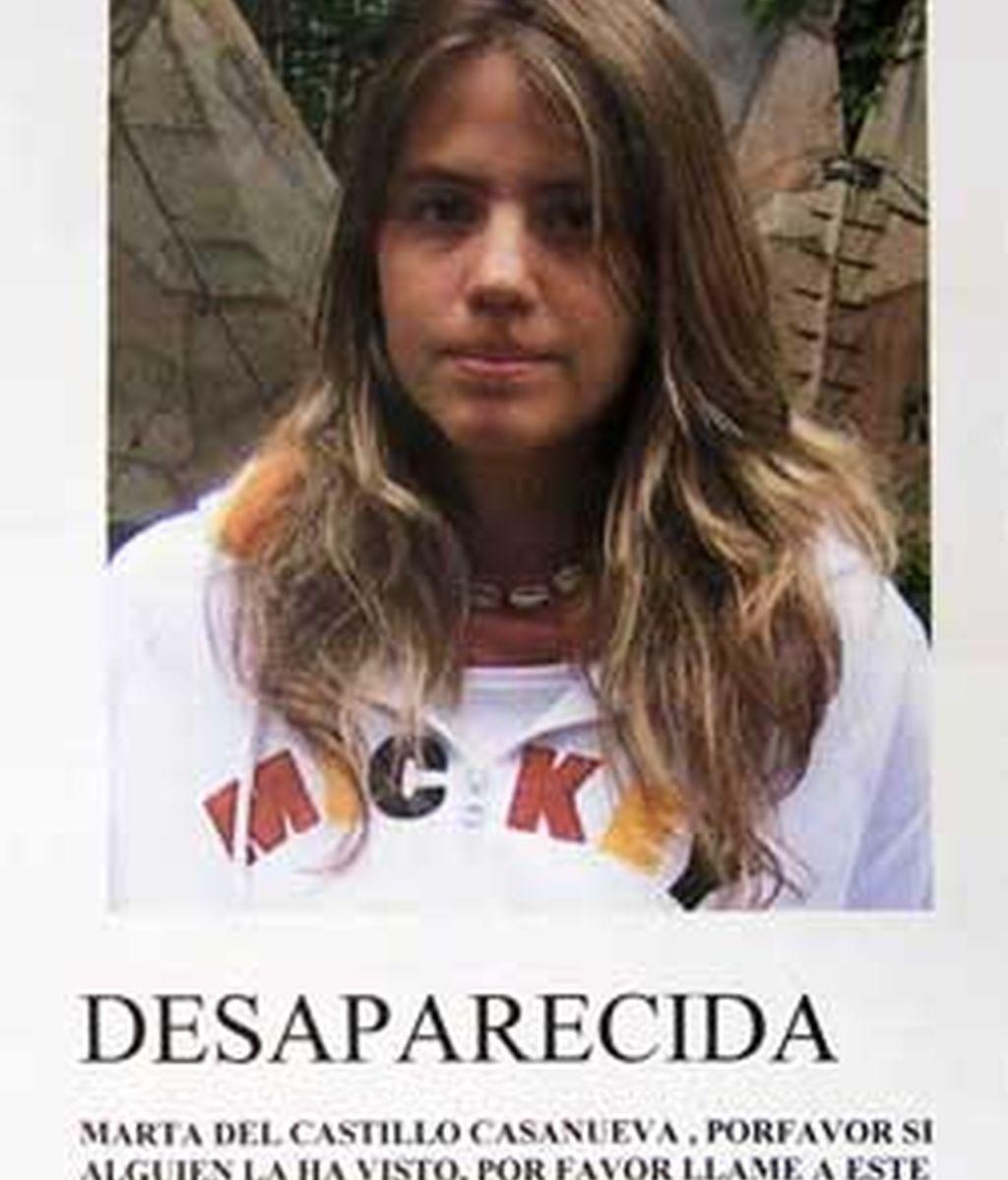 Marta del Castillo desapareció en Sevilla el 24 enero.