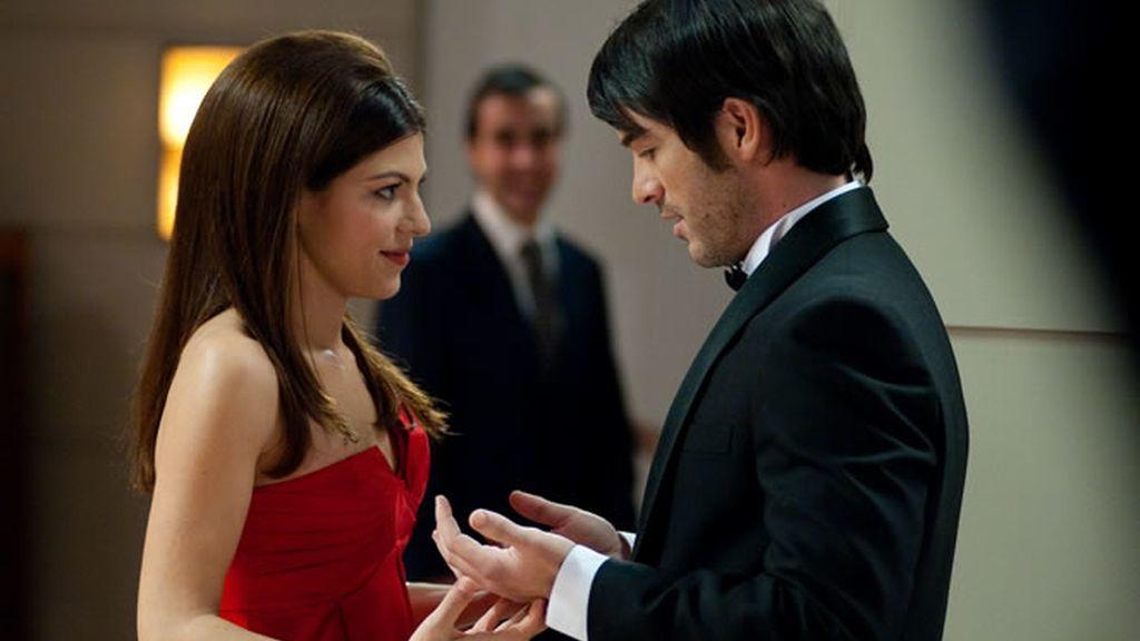 Valientes de Gala: Isabel y Pablo