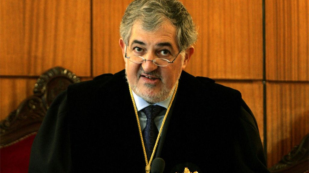 El fiscal general del Estado, Cándido Conde-Pumpido