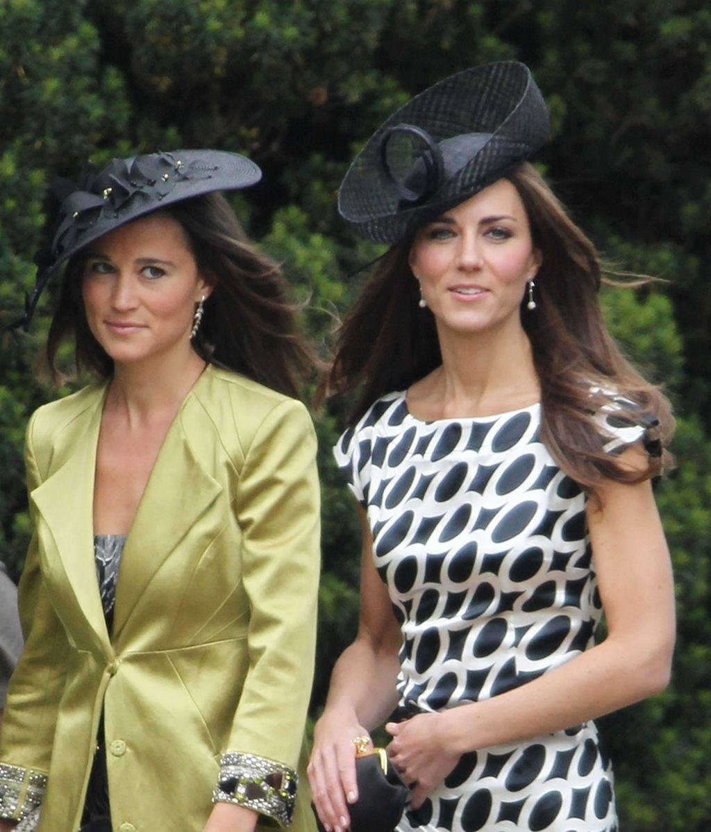 Kate Middleton pide a su hermana Pippa que no llame la atención