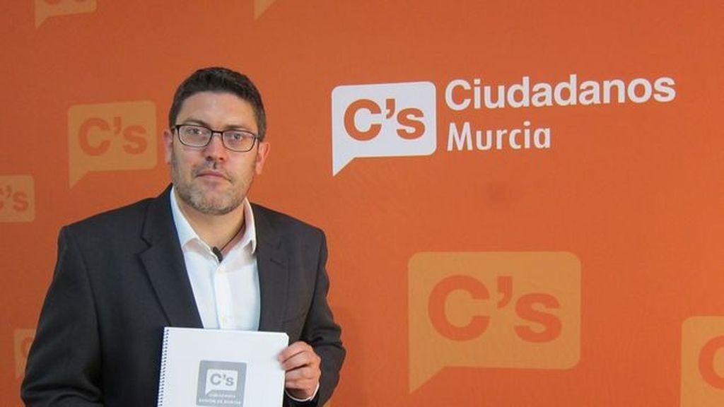 Miguel Sánchez, Ciudadanos Murcia