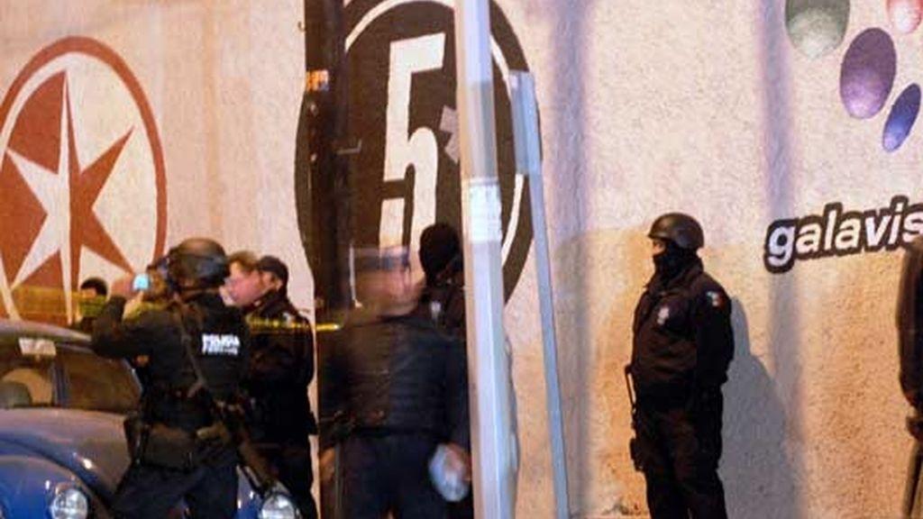Televisa atacada por los narcos