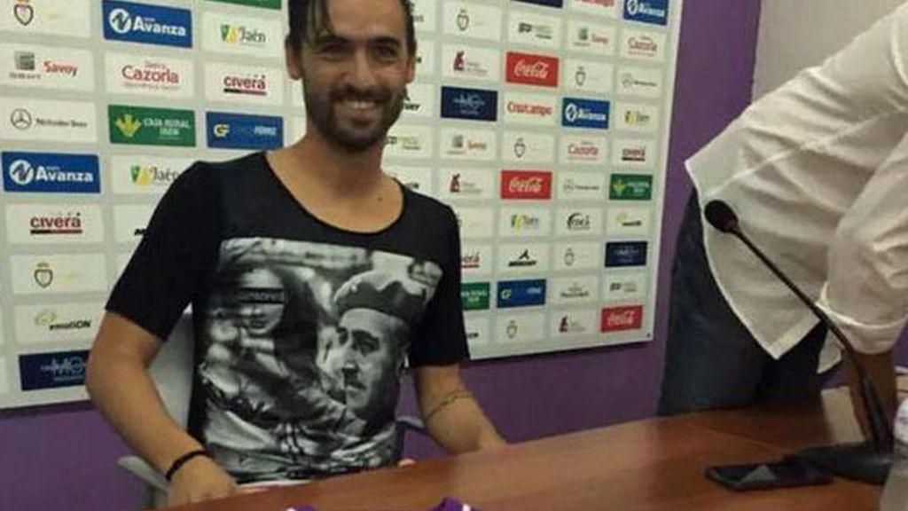Nuno Silva, Jaen, Franco