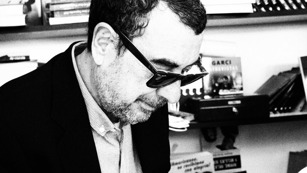 José Luis Garci, del cine a la feria del libro