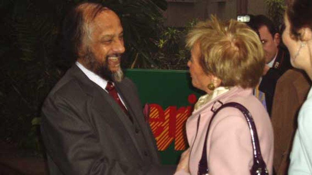 Día 2. Visita oficial de la Vicepresidenta a la India