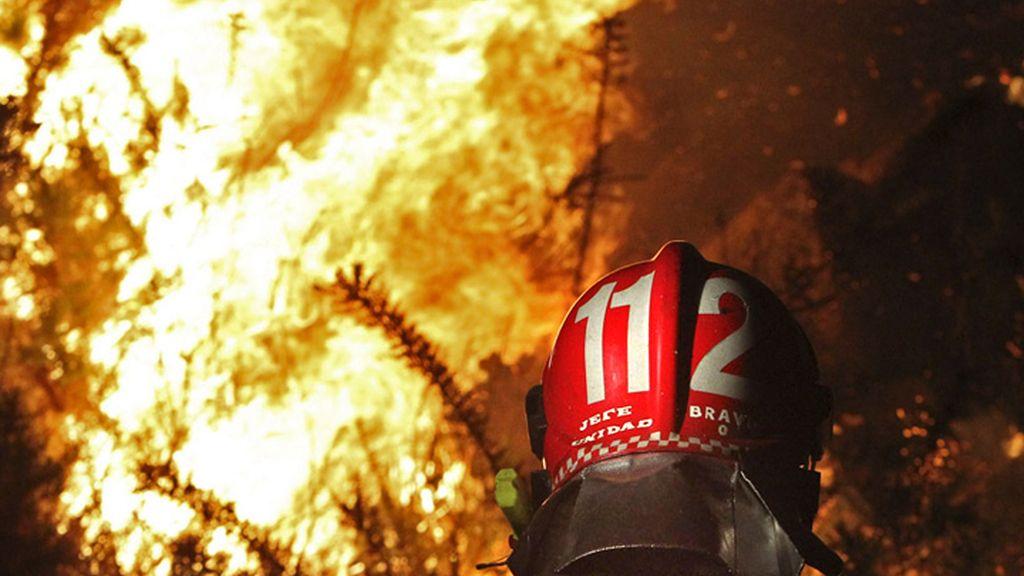 Incendios en España