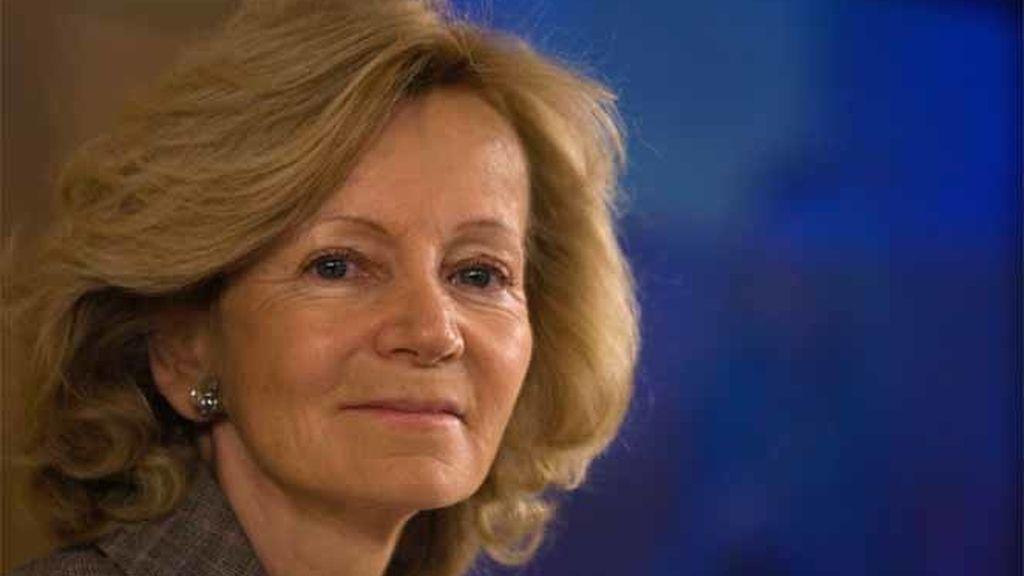 La vicepresidente segunda del Gobierno y ministra de Economía y Hacienda, Elena Salgado