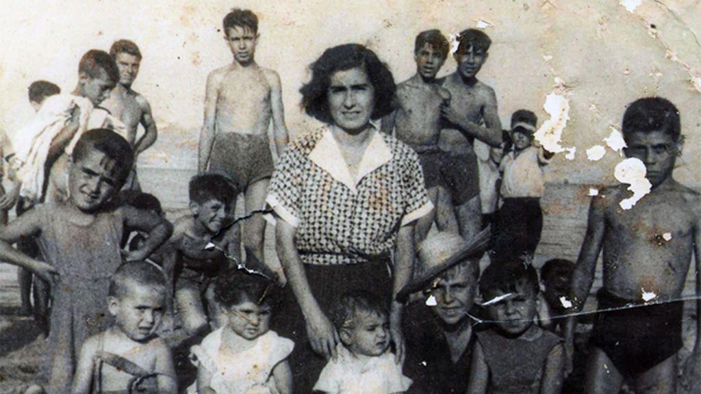 La familia de Paco de Lucia, los Sánchez