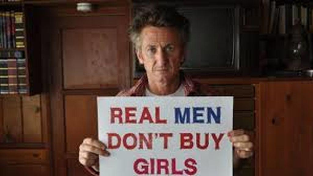 Sean Penn apoya la campaña