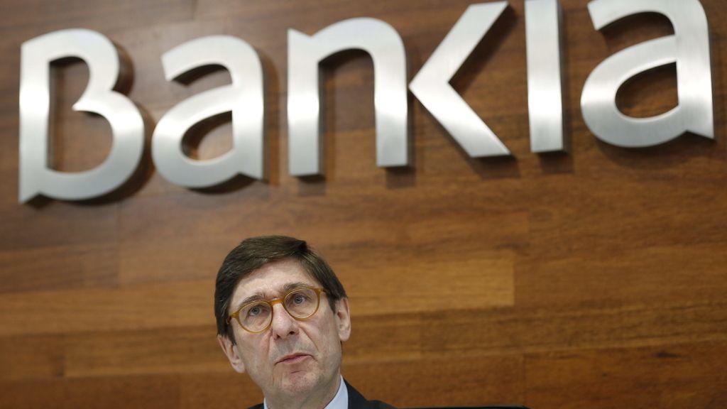 Presiedente de Bankia