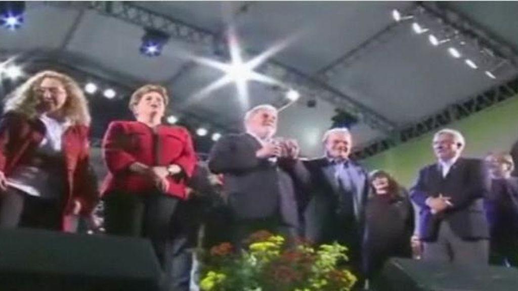 Los brasileños eligen el heredero de Lula